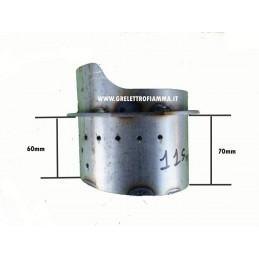 BRACIERE STUFA PELLET LAMINOX HIDRA13 NEW D115