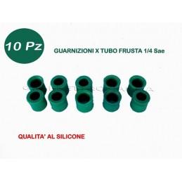 GUARNIZIONI FRUSTA TUBO FLESSIBILE GAS 1/4 SAE