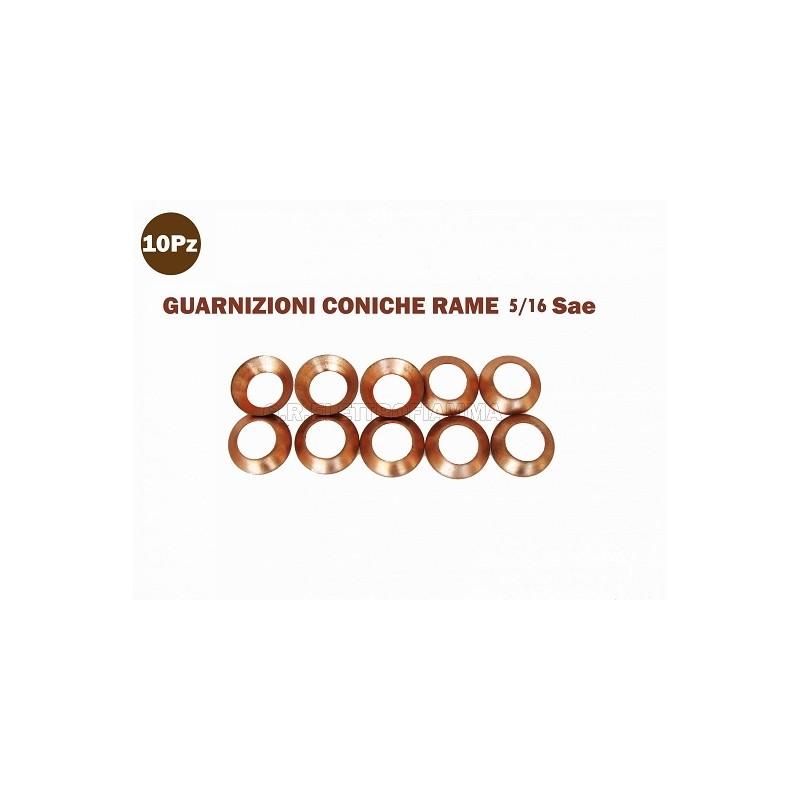 GUARNIZIONI IN RAME CONDIZIONATORE FRIGORIFERO 5/16 SAE