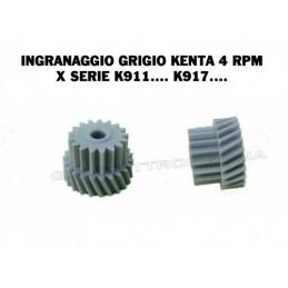 INGRANAGGIO GRIGIO KENTA K917.... 4RPM