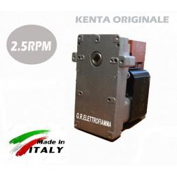 MOTORIDUTTORE STUFA PELLET 2,5 RPM KENTA K9115102