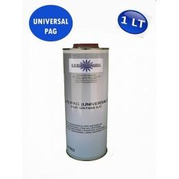 OLIO LUBRIFICANTE UNIVERSAL PAG 1L CLIMATIZZAZIONE AUTO REFRIGERAZIONE R134A