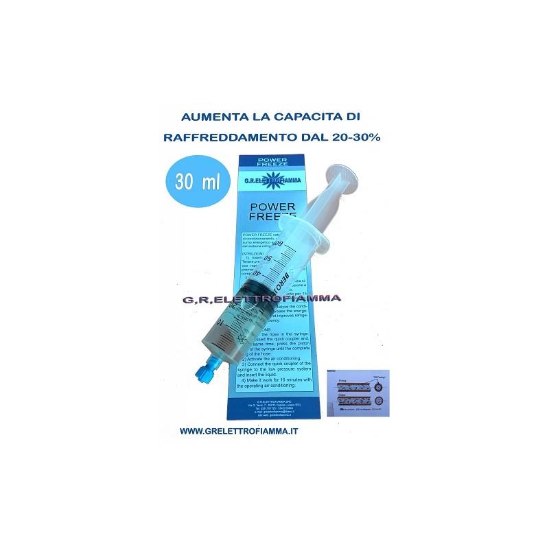 POTENZIATORE CONDIZIONATORE CLIMATIZZATORE AUTO FRIGO GAS R134A R410A R407C R22 R404