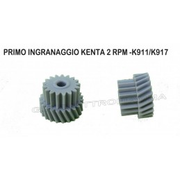 PRIMO INGRANAGGIO KENTA K911/K917 - 2 RPM ORIGINALE
