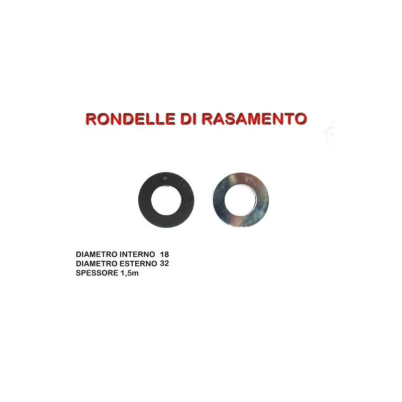 RONDELLA DI RASAMENTO 18.32 STUFA PELLET