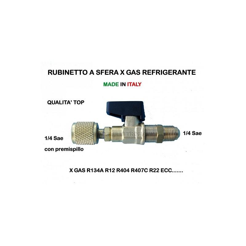 R410 1//4 5//16 CH-19BV-CV Estrattore Per Nucleo Valvola Dual Size R22 Strumento Per Installazione Porte Attacco Materiale Ottone