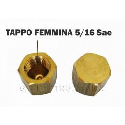 TAPPO 5/16 F CONDIZIONATORE GAS R410A