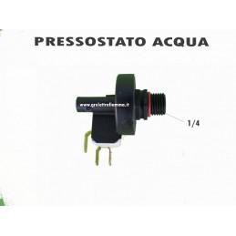 TRASDUTTORE DI PRESSIONE PRESSOSTATO ACQUA STUFA PELLET 1/4 MECCANICO