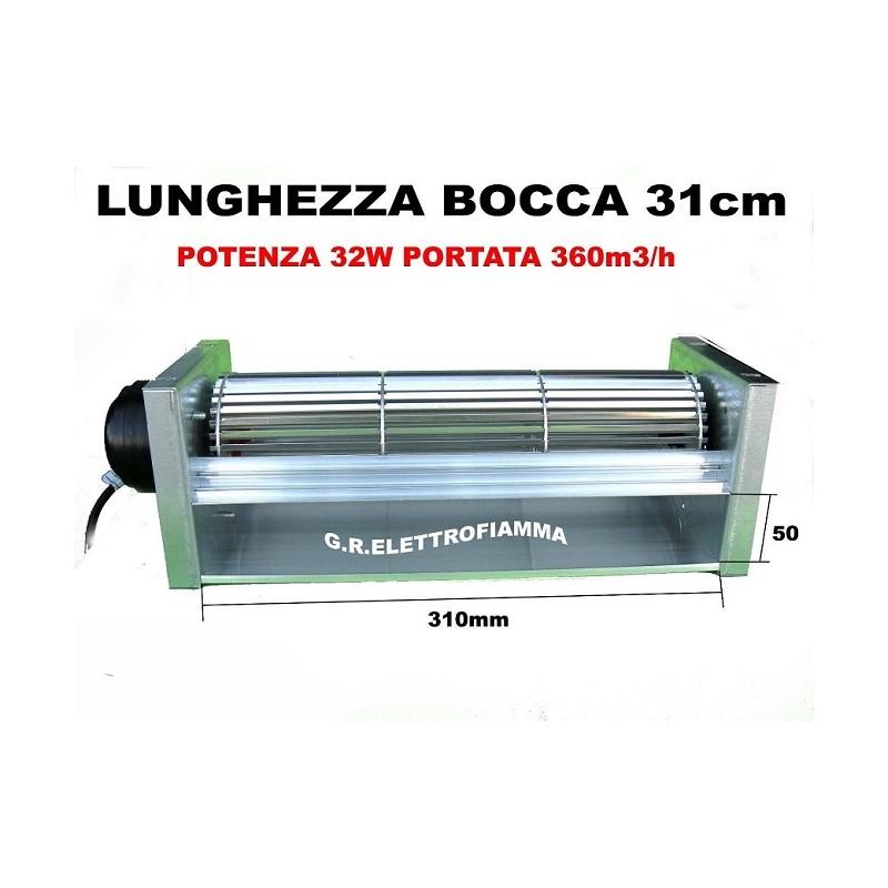 VENTOLA STUFA FANDIS ECOFIT R2ECA3 L 31Cm CTPASQUALICCHIO