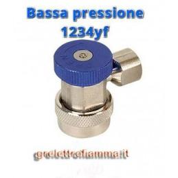 INNESTO RAPIDO BASSA PRESSIONE AUTO GAS R1234YF