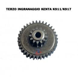 TERZO INGRANAGGIO KENTA SERIE K911/K917  1.5/2/2.5/3RPM