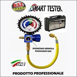 NEW GRUPPO MANOMETRIGO GAS R410A R32